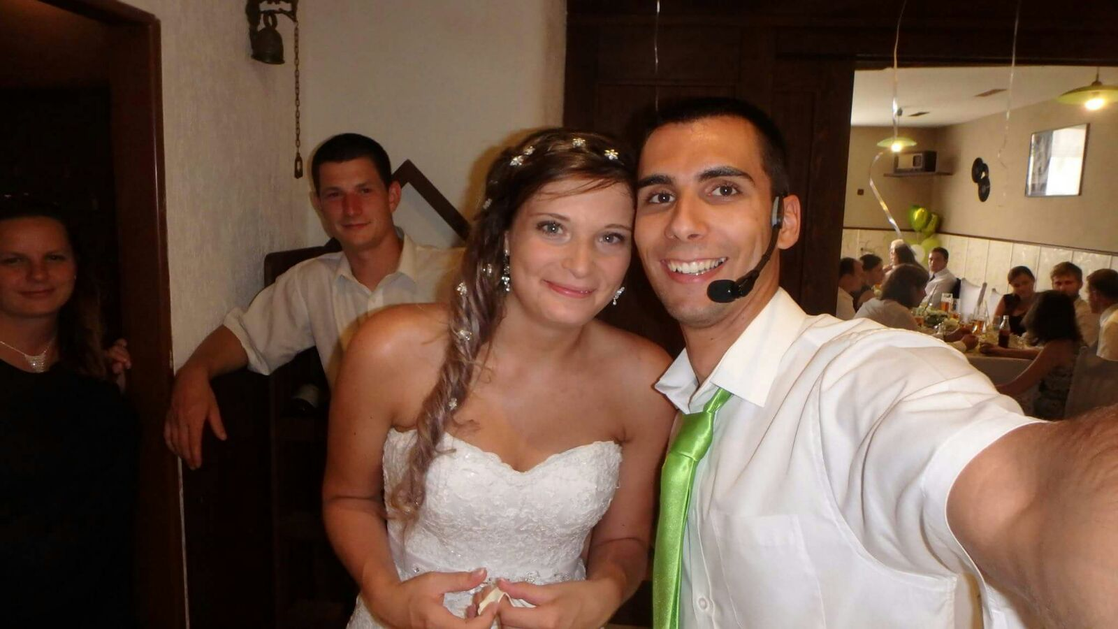 Martin a nevěsta